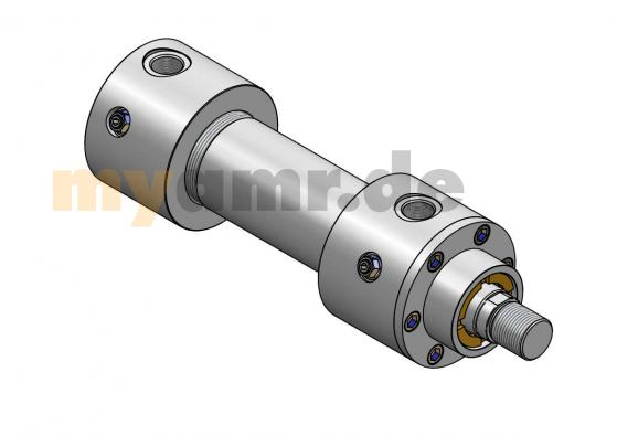 Serie ISO 6020/1 Rundbauart  (210 bar)